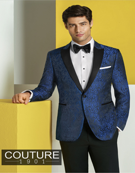 Couture 1901 Blue Chase