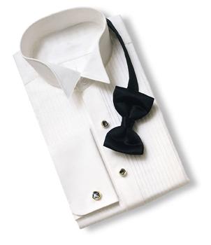 White Wing Collar