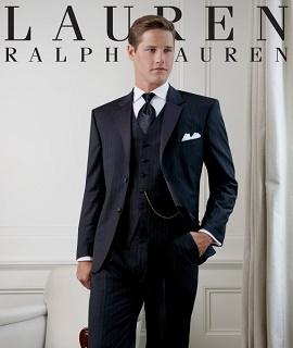 Lauren Ralph Lauren – Charcoal Yale